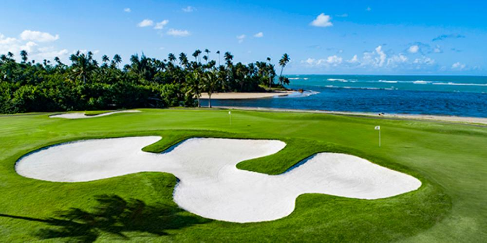 Coco Beach: Classic island golf in Puerto Rico