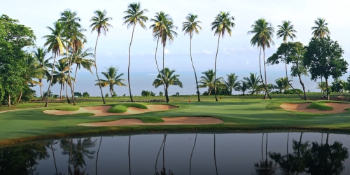 TPC Dorado Beach Resort & Club Puerto Rico golf packages